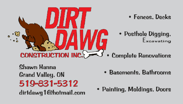 Dirt Dawg Construction