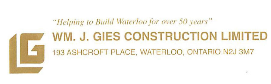 WM J GIES CONSTRUCTION