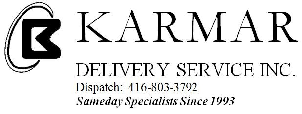 Karmar Delivery Service Inc.