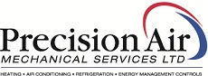 Precision Air Mechanical Services Limited