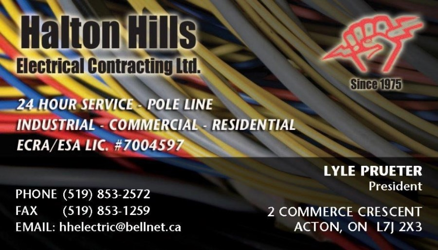 Halton Hills Electrical Contracting