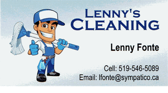 Lenny's Cleaning