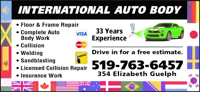 International Auto Body