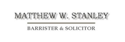 Matthew W. Stanley Law Office