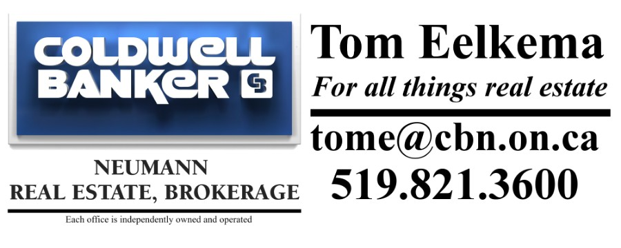 Tom Eelkema, Coldwell Banker Neumann Real Estate